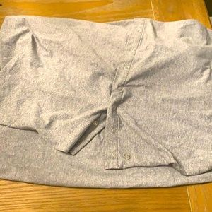 Lululemon gray scarf